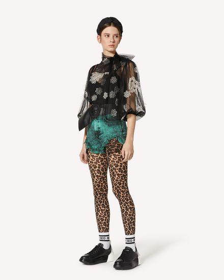 REDValentino 短裤 女士 UR3DD02N58V 635 d