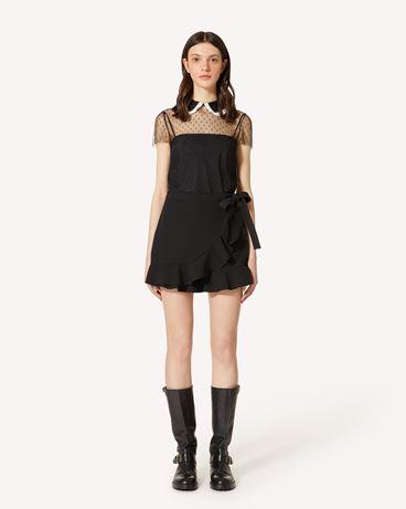 REDValentino UR3RFD65562 0NO 短裤 女士 f