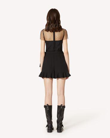 REDValentino UR3RFD65562 0NO 短裤 女士 r