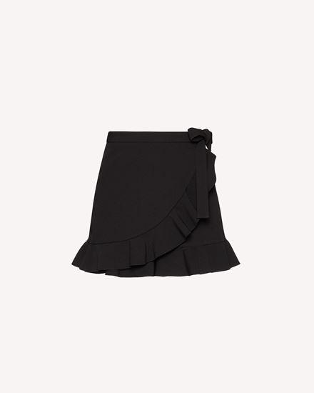 REDValentino 短裤 女士 UR3RFD65562 0NO a