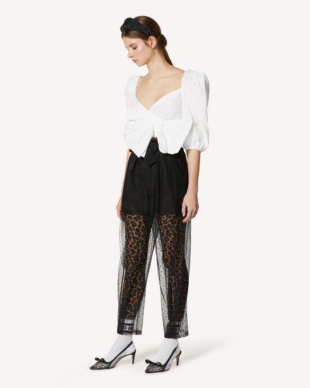 REDValentino 裤装 女士 UR3RBD151GK 0NO d