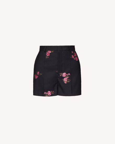 REDValentino 短裤 女士 UR0RFD305D4 0NO a