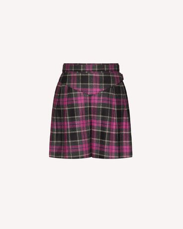 REDValentino UR0RFD805DG 60K 短裤 女士 a