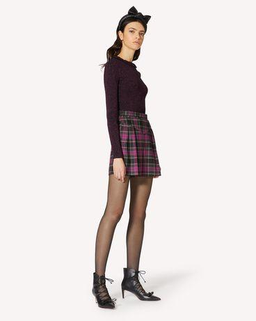 REDValentino UR0RFD805DG 60K 短裤 女士 d