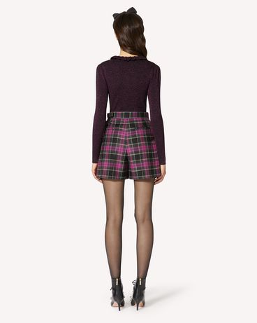 REDValentino UR0RFD805DG 60K 短裤 女士 r