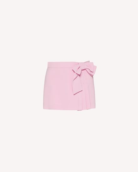REDValentino 短裤 女士 VR3RFE652EU 60G a