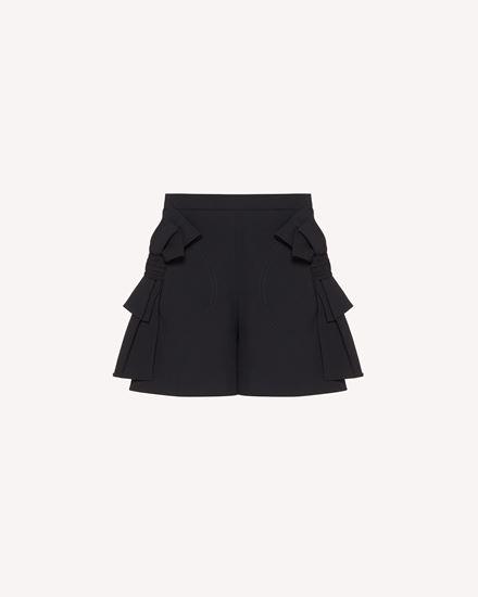 REDValentino 短裤 女士 VR3RFE75WBP 0NO a