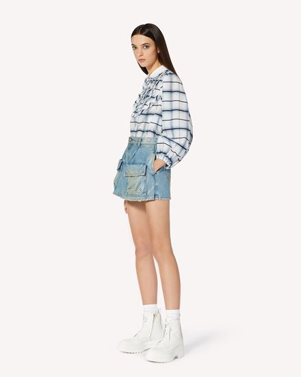 REDValentino 裤装 女士 VR3DD03U5NL 558 d
