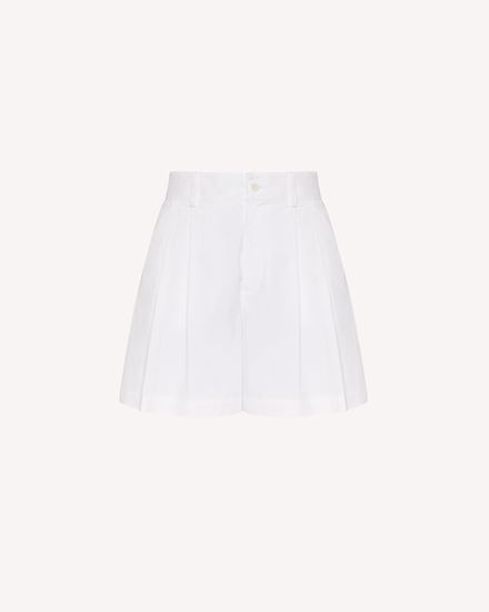 REDValentino 短裤 女士 VR0RFF450VU 001 a