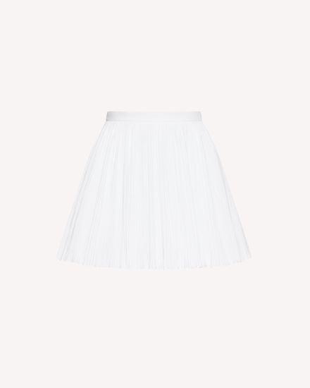 REDValentino 短裤 女士 VR0RFA55LUN 001 a