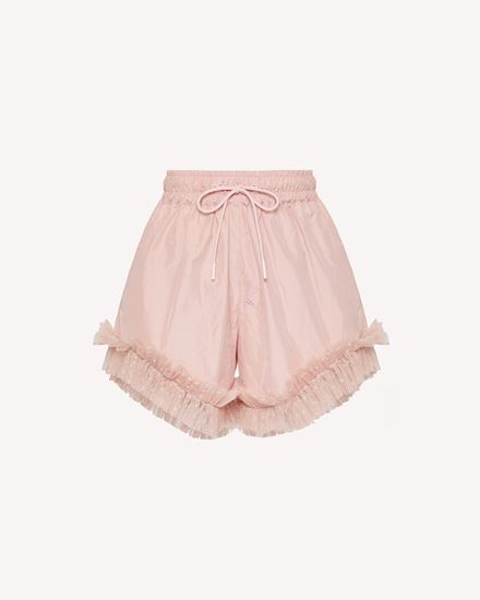 REDValentino 短裤 女士 VR0RFF505V1 R13 a