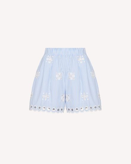 REDValentino 短裤 女士 VR0RF00P5T4 AA1 a