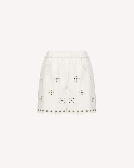 REDValentino 短裤 女士 VR0NH01C5W6 031 a
