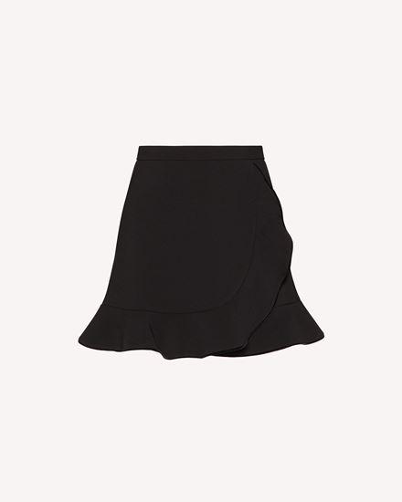 REDValentino 短裤 女士 WR3RFF305LB 0NO a