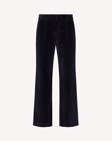 REDValentino 灯芯绒长裤