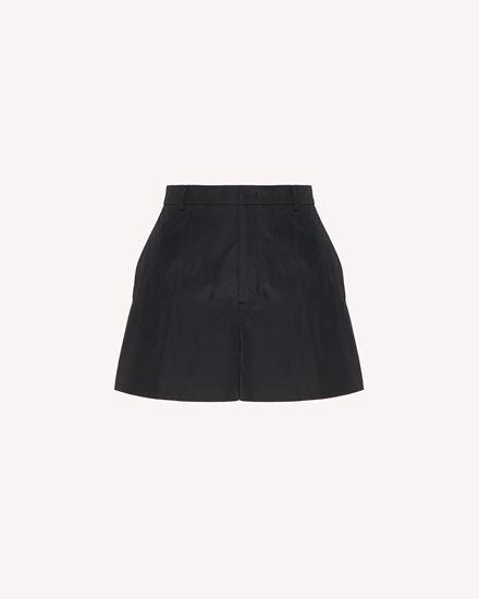 REDValentino 短裤 女士 WR3RFF651FP 0NO a