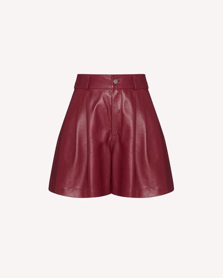 REDValentino 短裤 女士 WR3NH01H639 AR0 a