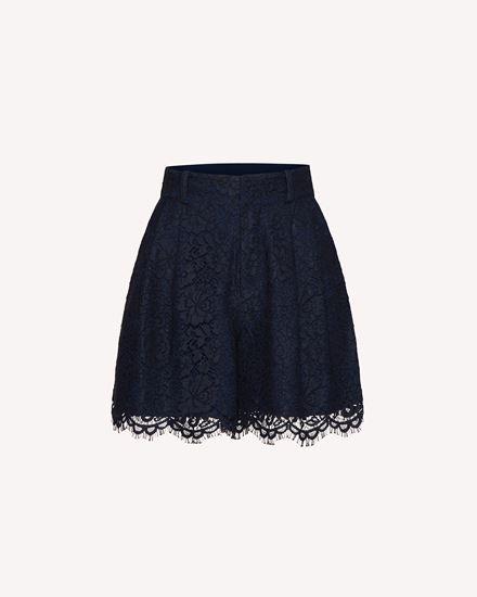 REDValentino 短裤 女士 WR0RF00S66B B01 a