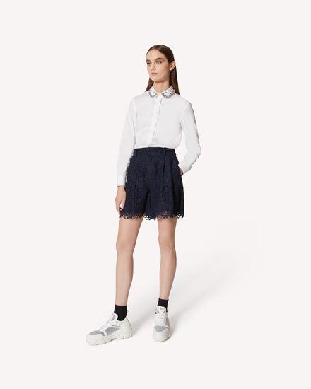 REDValentino 短裤 女士 WR0RF00S66B B01 d
