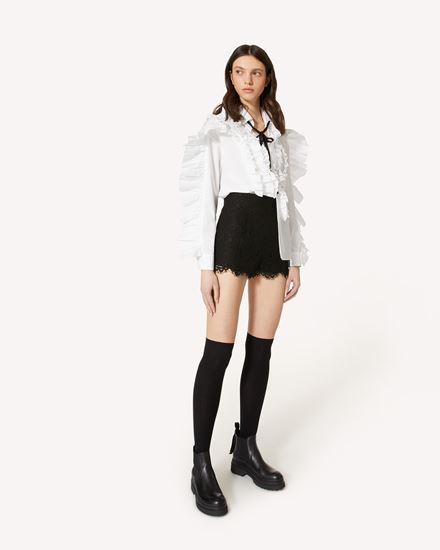REDValentino 短裤 女士 WR0RF00T66B 0NO d