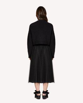 REDValentino 羊驼毛开衫