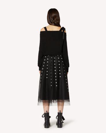 REDValentino TR3KCC504WE 0NO 针织衫 女士 r