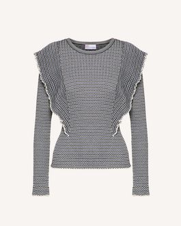 REDValentino 针织衫 女士 TR0KCC8252Y EW6 a