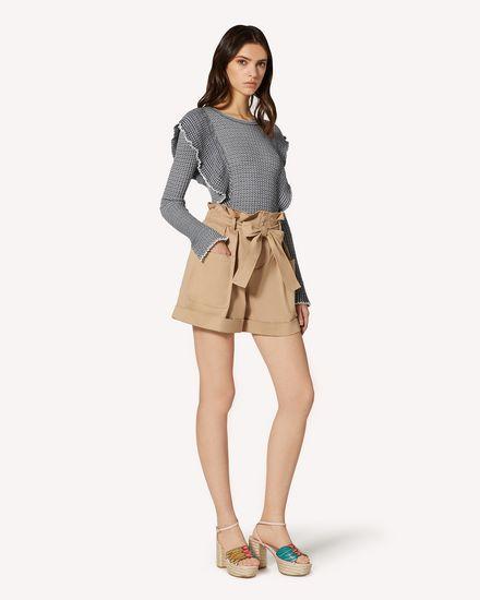 REDValentino 针织衫 女士 TR0KCC8252Y EW6 d