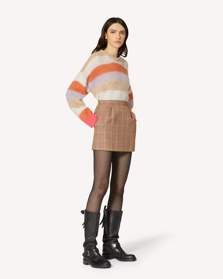 REDValentino 针织衫 女士 UR3KC00E598 QD7 d