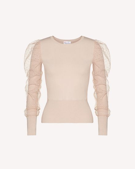REDValentino 针织衫 女士 UR3KC01H59B 377 a