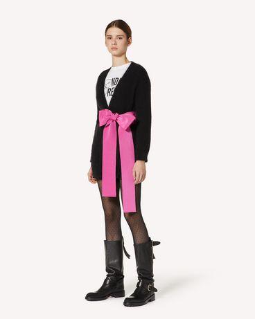 REDValentino UR3KA00C59A A5D 针织开衫 女士 d