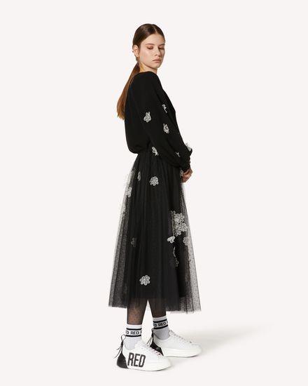 REDValentino 针织衫 女士 UR3KC01P590 0NO d