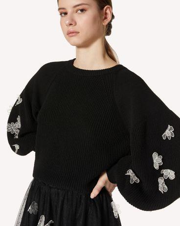 REDValentino UR3KC01P590 0NO 针织衫 女士 e