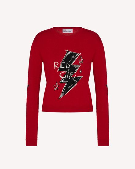 REDValentino 针织衫 女士 UR3KC01L58F 38Z a