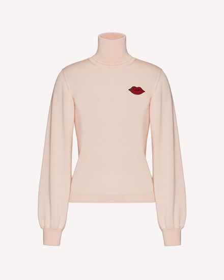 REDValentino 针织衫 女士 UR0KC03Y5FT GA7 a