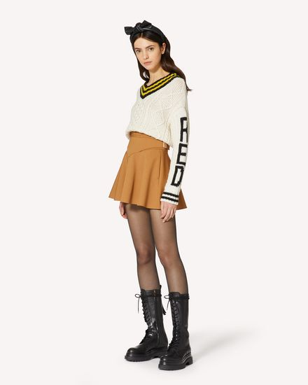 REDValentino 针织衫 女士 UR0KC03D5F9 13W d