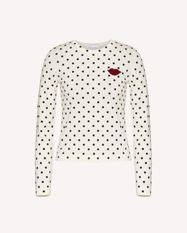 REDValentino 衬衫 女士 UR0ABE300ES 001 a