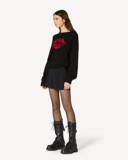 REDValentino 针织衫 女士 UR0KC03E5F2 0NO d