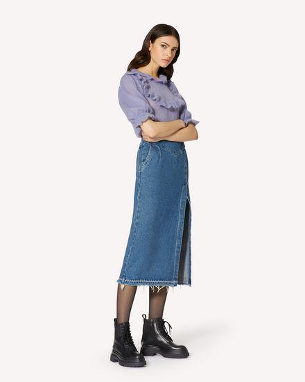 REDValentino 针织衫 女士 UR0KC04P5H3 60S d
