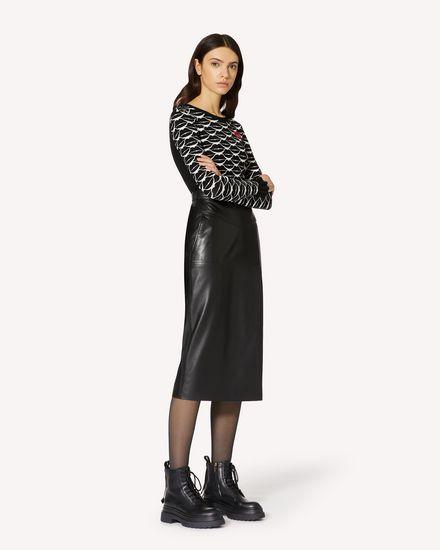 REDValentino 针织衫 女士 UR0KC02P5F1 57R d
