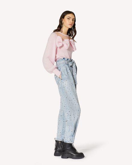 REDValentino 针织衫 女士 UR0KC04M5H7 60G d