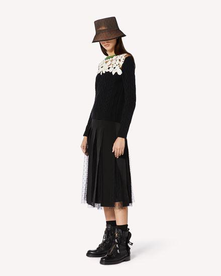REDValentino 针织衫 女士 VR3KC05M5N6 0NO d