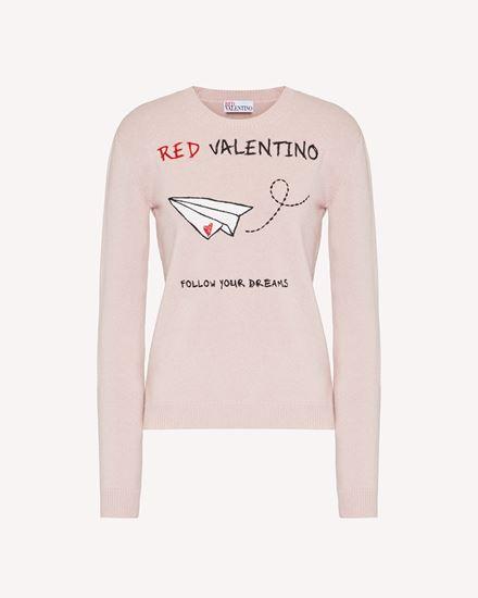 REDValentino 针织衫 女士 VRCKC08M5Y3R13 a