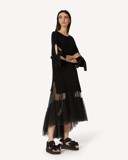 REDValentino 针织衫 女士 VR0KC08I5TS 0NO d
