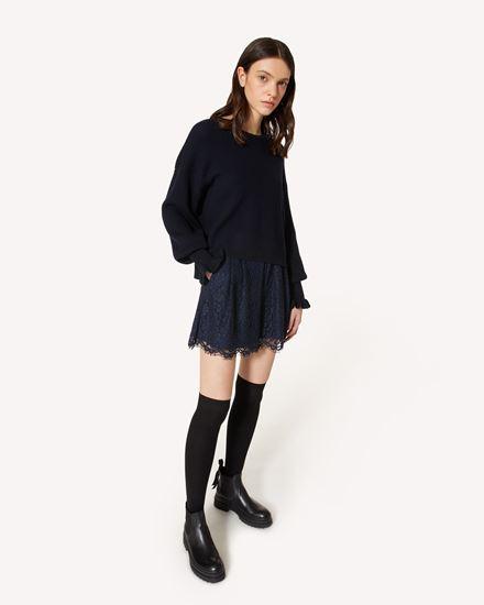 REDValentino 针织衫 女士 WR0KC10Q678 B01 d