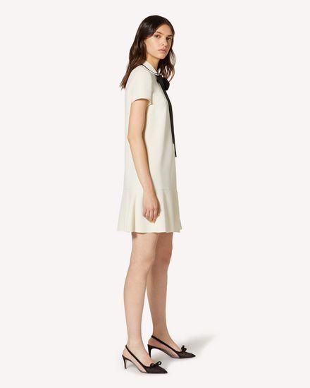 REDValentino 短款连衣裙 女士 TR3VAL903TG 0AN d