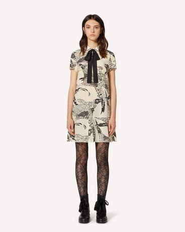 REDValentino TR3VAL904SH A03 短款连衣裙 女士 f