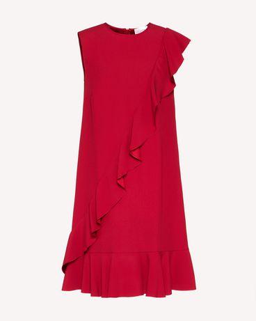 REDValentino TR3VAL100F1 329 短款连衣裙 女士 a