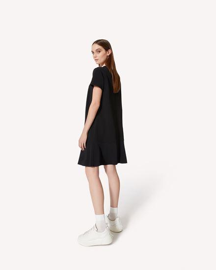 REDValentino 短款连衣裙 女士 TR3VAL904SJ 0NA d