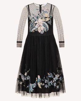 REDValentino 短款连衣裙 女士 TR3VAN553FT 0NA a